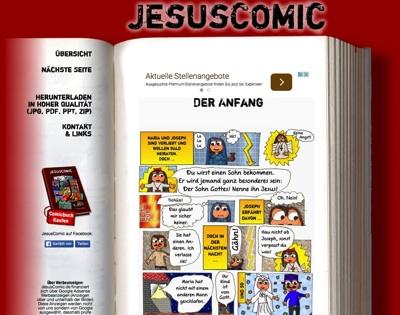 JesusComic